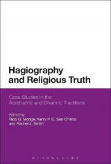 Omslag - Hagiography and Religious Truth