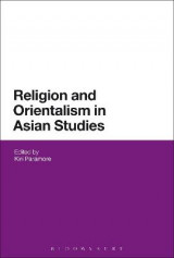 Omslag - Religion and Orientalism in Asian Studies