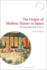 Omslag - The Origin of Modern Shinto in Japan