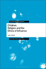 Omslag - Children, Religion and the Ethics of Influence