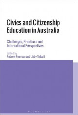 Omslag - Civics and Citizenship Education in Australia