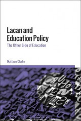Omslag - Lacan and Education Policy