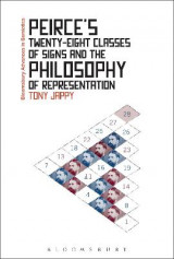 Omslag - Peirce's Twenty-Eight Classes of Signs and the Philosophy of Representation