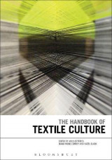 Omslag - The Handbook of Textile Culture