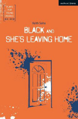 Omslag - Black and She's Leaving Home
