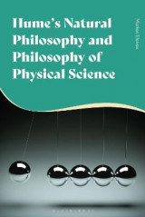 Omslag - Hume's Natural Philosophy and Philosophy of Physical Science