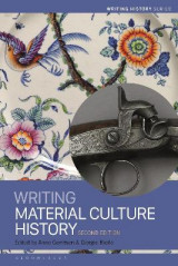 Omslag - Writing Material Culture History
