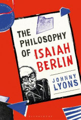 Omslag - The Philosophy of Isaiah Berlin