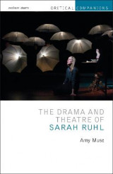Omslag - The Drama and Theatre of Sarah Ruhl