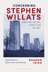 Omslag - Concerning Stephen Willats and the Social Function of Art