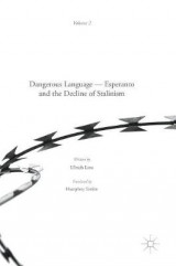 Omslag - Dangerous Language - Esperanto and the Decline of Stalinism