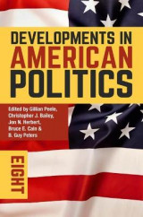 Omslag - Developments in American Politics 8