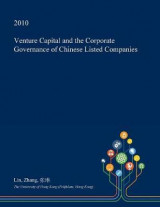 Omslag - Venture Capital and the Corporate Governance of Chinese Listed Companies