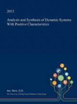Omslag - Analysis and Synthesis of Dynamic Systems with Positive Characteristics