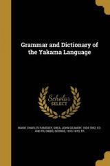 Omslag - Grammar and Dictionary of the Yakama Language