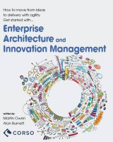Omslag - Agile Enterprise Architecture and Innovation Management