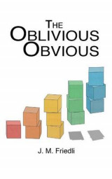 Omslag - The Oblivious Obvious