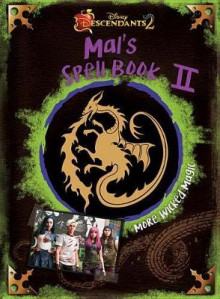 Descendants 2: Mal's Spell Book 2 av Disney Book Group (Innbundet)