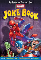 Omslag - Spider-Man Presents the Marvel Joke Book