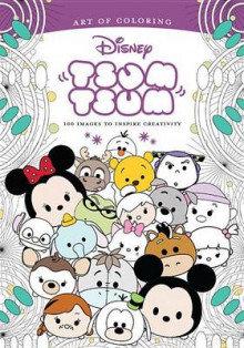 Art of Coloring: Tsum Tsum av Disney Book Group (Heftet)