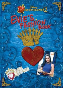 Descendants 2: Evie's Fashion Book av Disney Book Group (Innbundet)