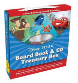Omslag - Disney*pixar Board Book & CD Treasury Box