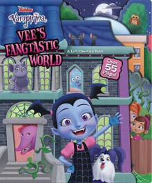 Vampirina Vee's Fangtastic World av Disney Book Group (Pappbok)