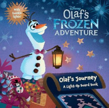 Olaf's Frozen Adventure Olaf's Journey av Disney Book Group (Pappbok)