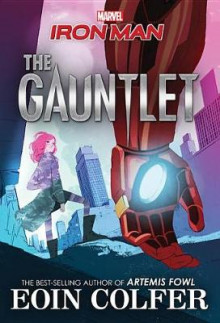 Iron Man: The Gauntlet av Eoin Colfer (Heftet)