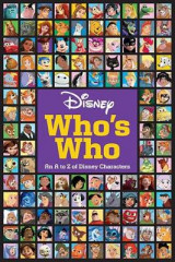 Omslag - Disney Who's Who