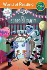 Omslag - Vampirina: The Surprise Party
