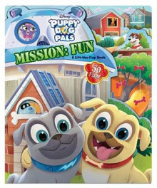 Puppy Dog Pals Mission: Fun av Disney Book Group (Pappbok)