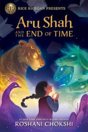 Aru Shah and the End of Time (a Pandava Novel, Book 1) av Roshani Chokshi (Innbundet)
