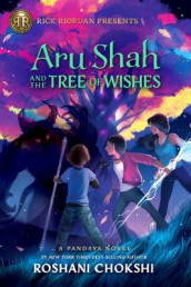Aru Shah and the Tree of Wishes av Roshani Chokshi (Innbundet)