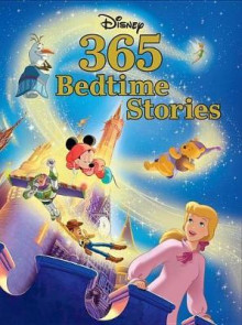 365 Bedtime Stories av Disney Book Group (Innbundet)