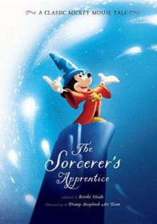 The Sorcerer's Apprentice av Disney Book Group (Innbundet)