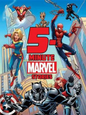 5-Minute Marvel Stories av Calliope Glass, Marvel Press Book Group, Andy Schmidt, Brandon T Snider og Brandon Snider (Innbundet)