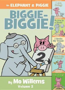An Elephant & Piggie Biggie-Biggie!, Volume 2 av Mo Willems (Innbundet)