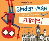 Spider-Man: Far from Home: Spider-Man Swings Through Europe! av Calliope Glass (Innbundet)
