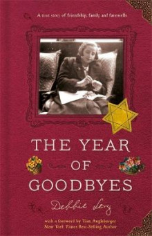Year of Goodbyes av Debbie Levy (Innbundet)