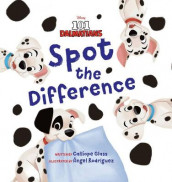 101 Dalmatians: Spot the Difference av Calliope Glass (Innbundet)
