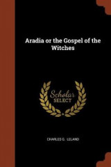 Omslag - Aradia or the Gospel of the Witches