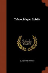 Omslag - Taboo, Magic, Spirits