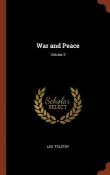 War and Peace; Volume 2 av Leo Tolstoy (Innbundet)