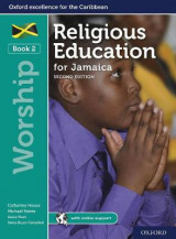 Omslag - Religious Education for Jamaica: Student Book 2: Worship