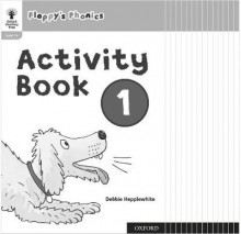 Oxford Reading Tree: Floppy's Phonics: Activity Book 1 Class Pack of 15 av Roderick Hunt og Debbie Hepplewhite (Samlepakke)