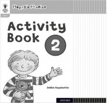Oxford Reading Tree: Floppy's Phonics: Activity Book 2 Class Pack of 15 av Roderick Hunt og Debbie Hepplewhite (Samlepakke)
