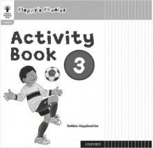 Oxford Reading Tree: Floppy's Phonics: Activity Book 3 Class Pack of 15 av Roderick Hunt og Debbie Hepplewhite (Samlepakke)