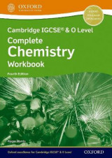 Omslag - Cambridge IGCSE (R) & O Level Complete Chemistry: Workbook Fourth Edition