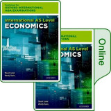 Omslag - AS Level Economics for Oxford International AQA Examinations